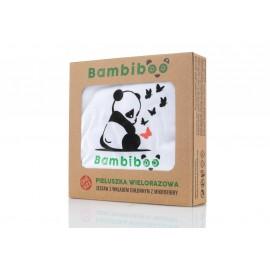 Pieluszka wielorazowa Bambiboo z wkładem chłonnym z mikrofibry