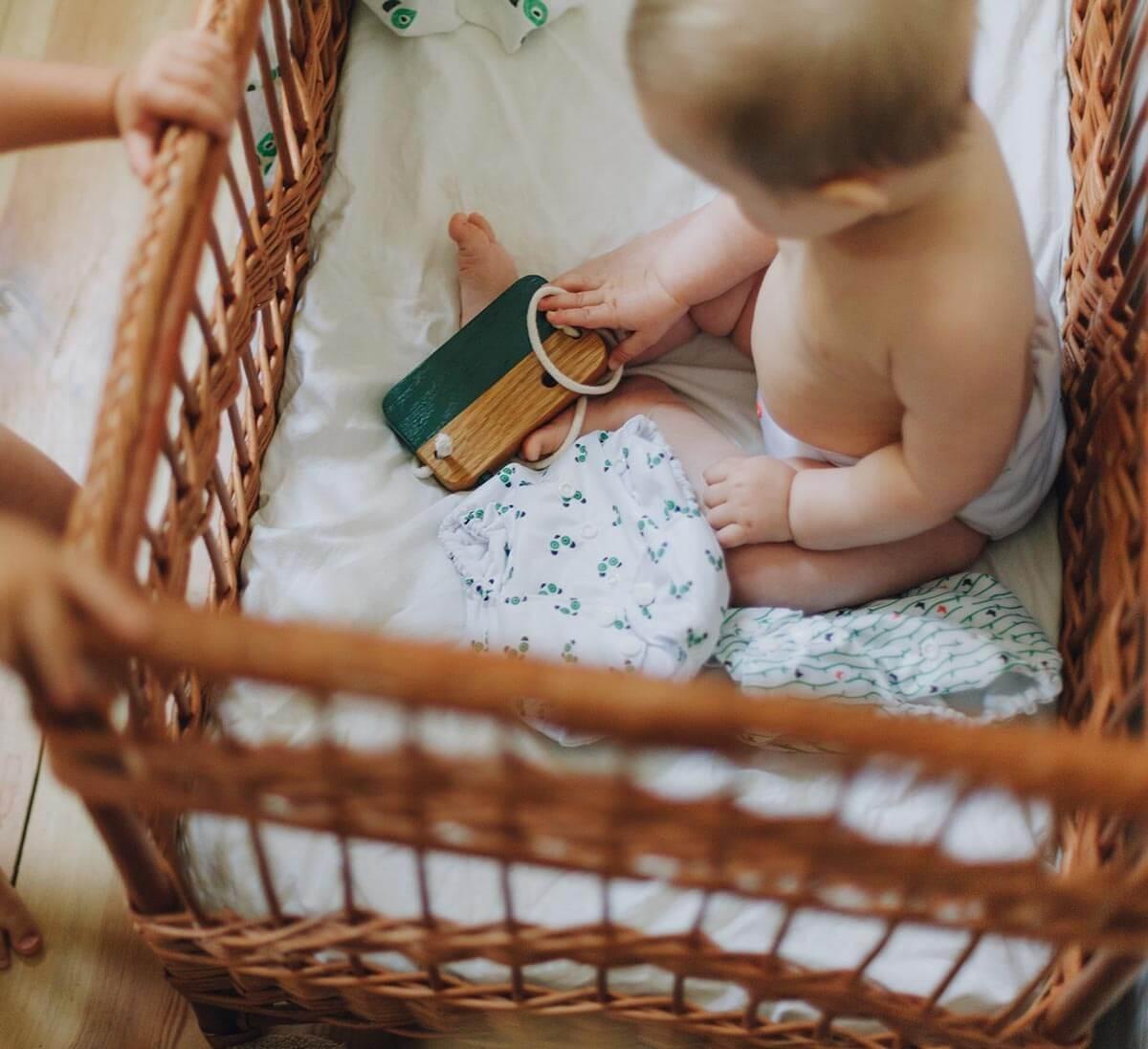 Blog Bambiboo - Jak rozpoznać i wyleczyć potówki u niemowlaka?