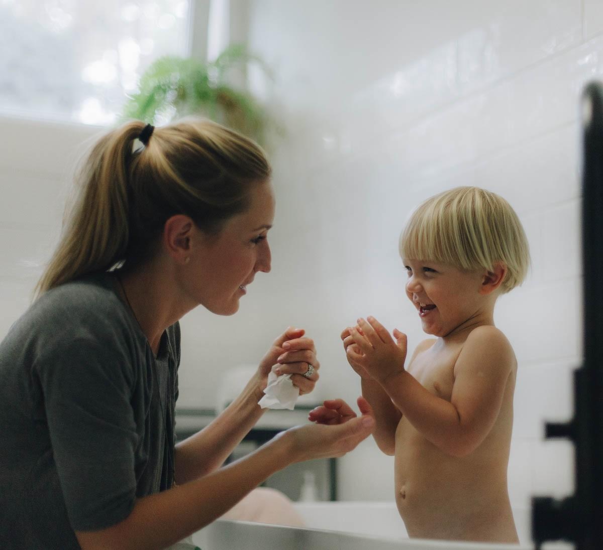 Blog Bambiboo - Pielęgnacja i higiena starszego dziecka - o czym warto pamiętać?